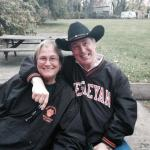 Sue and Gus Godsey Oct. 2014